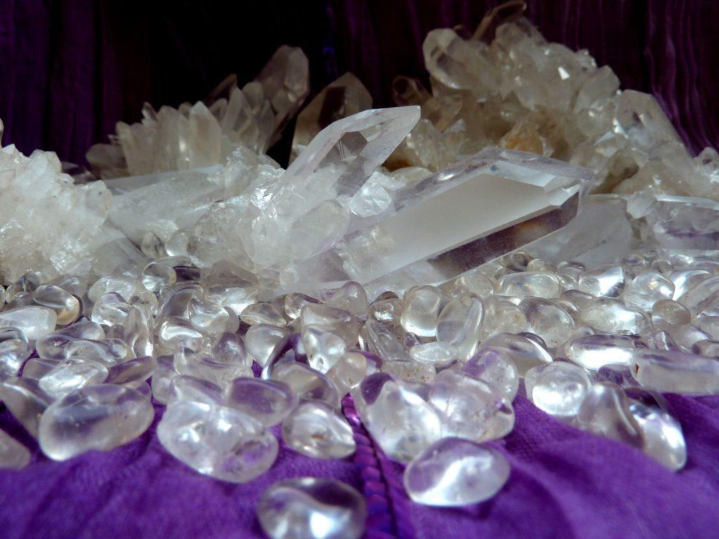 Bergkristal Gerard Heutink